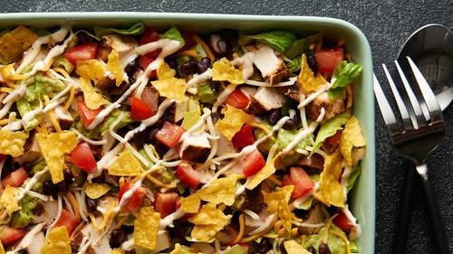 Taco Salad Recipe For Potluck