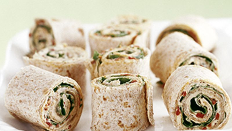Skinny Pepper Roll-Ups