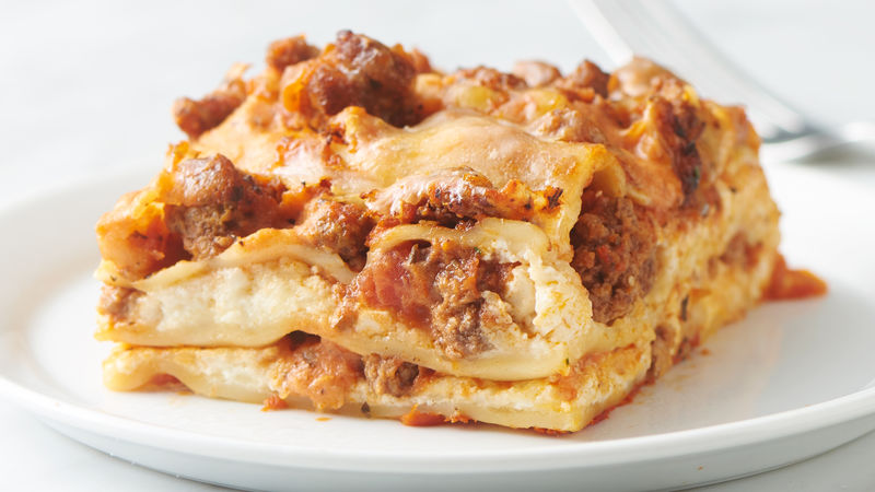 Million-Dollar Lasagna