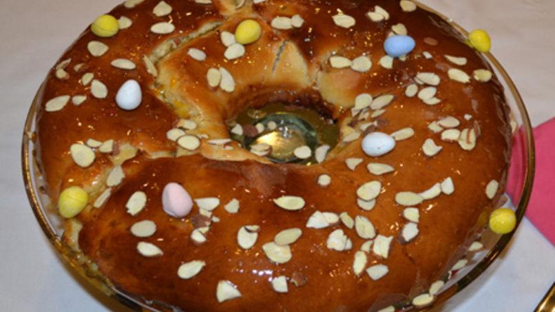 Easter Rosca