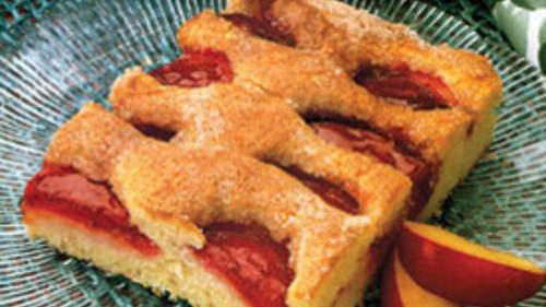 Easy Fruit Coffee Cake image