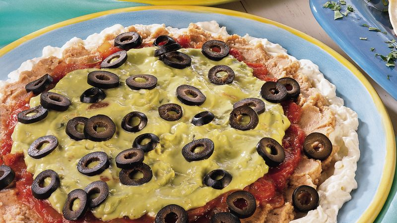 Guacamole Layered Dip