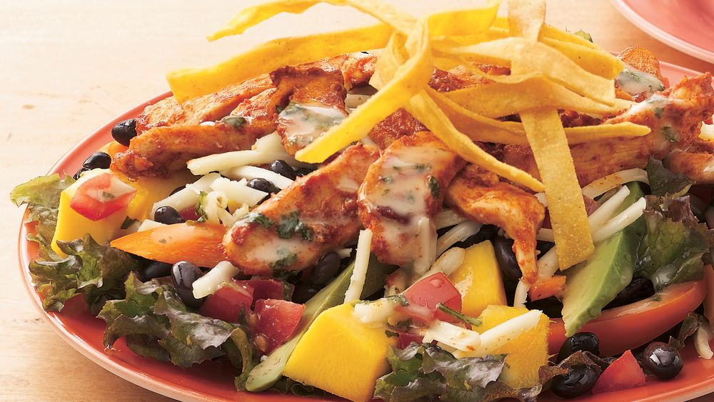 Chicken Fiesta Salad