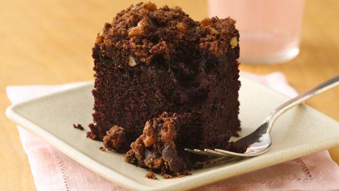 Gluten-Free Zucchini-Devil's Food Snack Cake