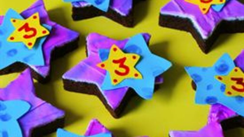 Rockstar Brownies