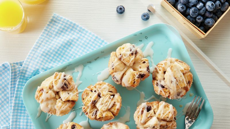 Blueberry Biscuit Pull-Aparts