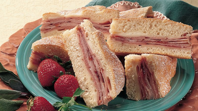 Monte Cristo Delights (Cooking for 2)
