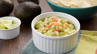 10-Minute Fresh Guacamole