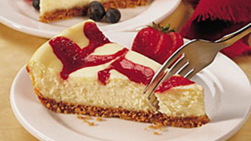Easy Strawberry Cheesecake Recipe Tablespoon Com