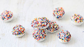 Easy Gumdrop Nonpareil Candies
