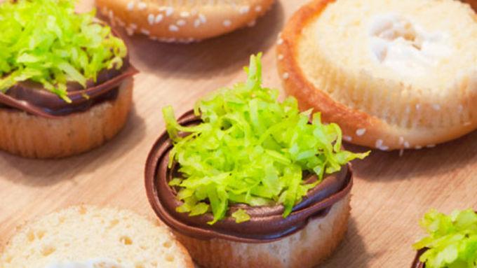 Juicy Lucy Burger Cupcakes Recipe - Tablespoon.com
