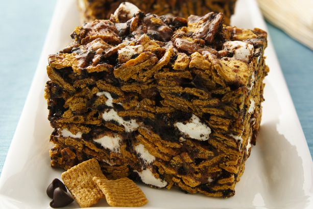 Golden Grahams™ S'mores Bars | General Mills Convenience ...
