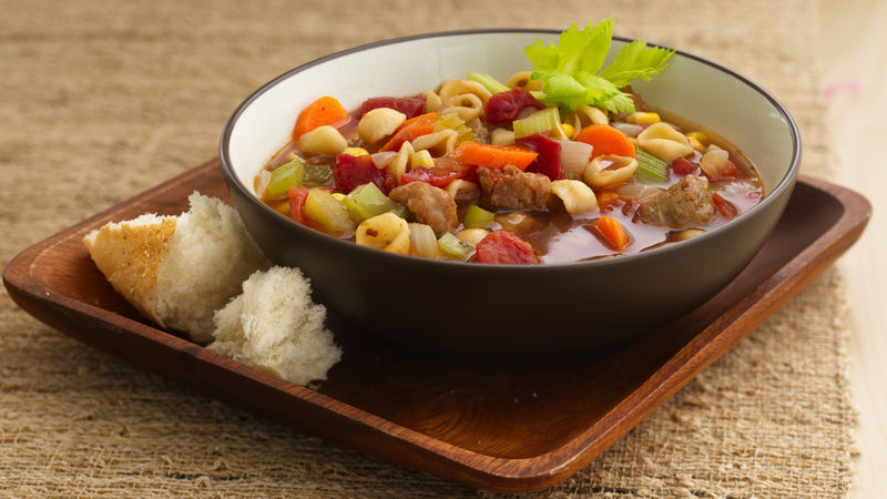 Hearty Country Minestrone