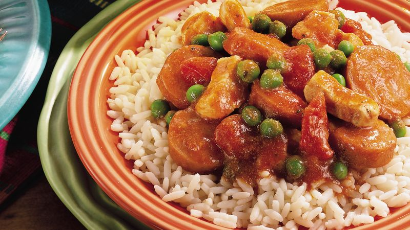 Fast and Easy Jambalaya