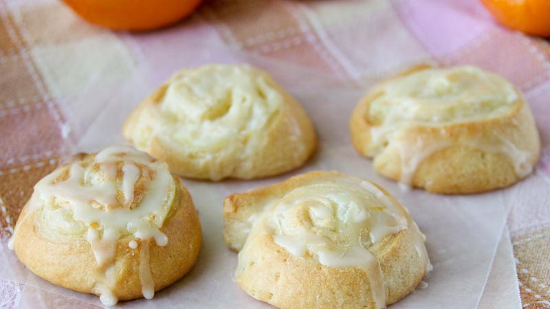 Orange Crème Pinwheels