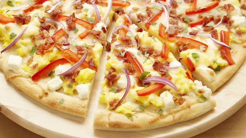 Breakfast Pizza Recipe Pillsbury Com