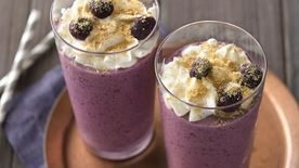 Berry Cheesecake Smoothies