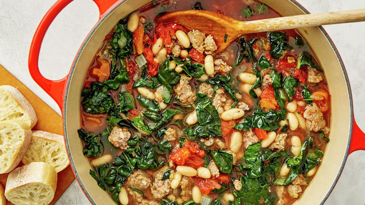 How To Cook Kale Bettycrocker Com