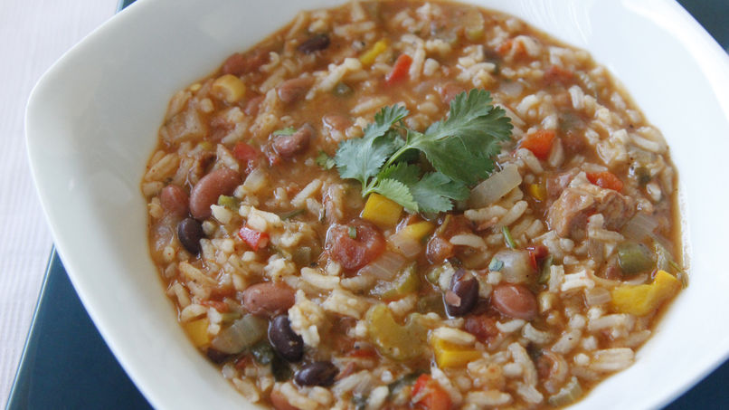Spicy Mexican Gumbo