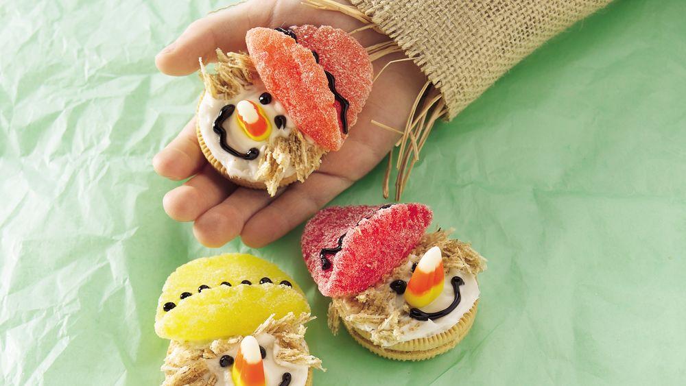 Scarecrow Cookies