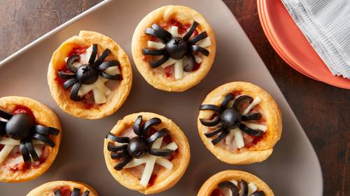 Halloween Appetizer Recipes - Pillsbury.com