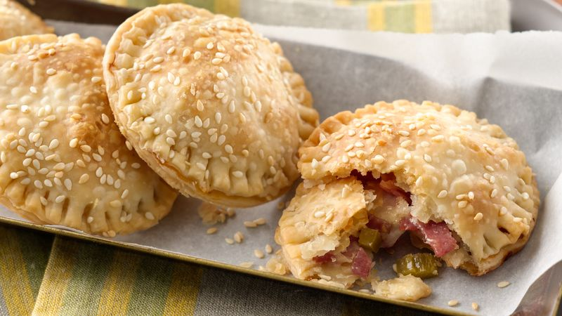 Muffuletta Mini Pies Recipe Pillsbury Com