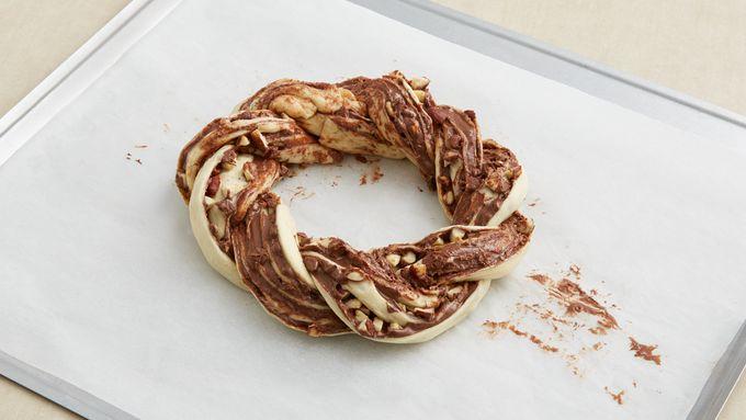Nutella™ Crescent Ring