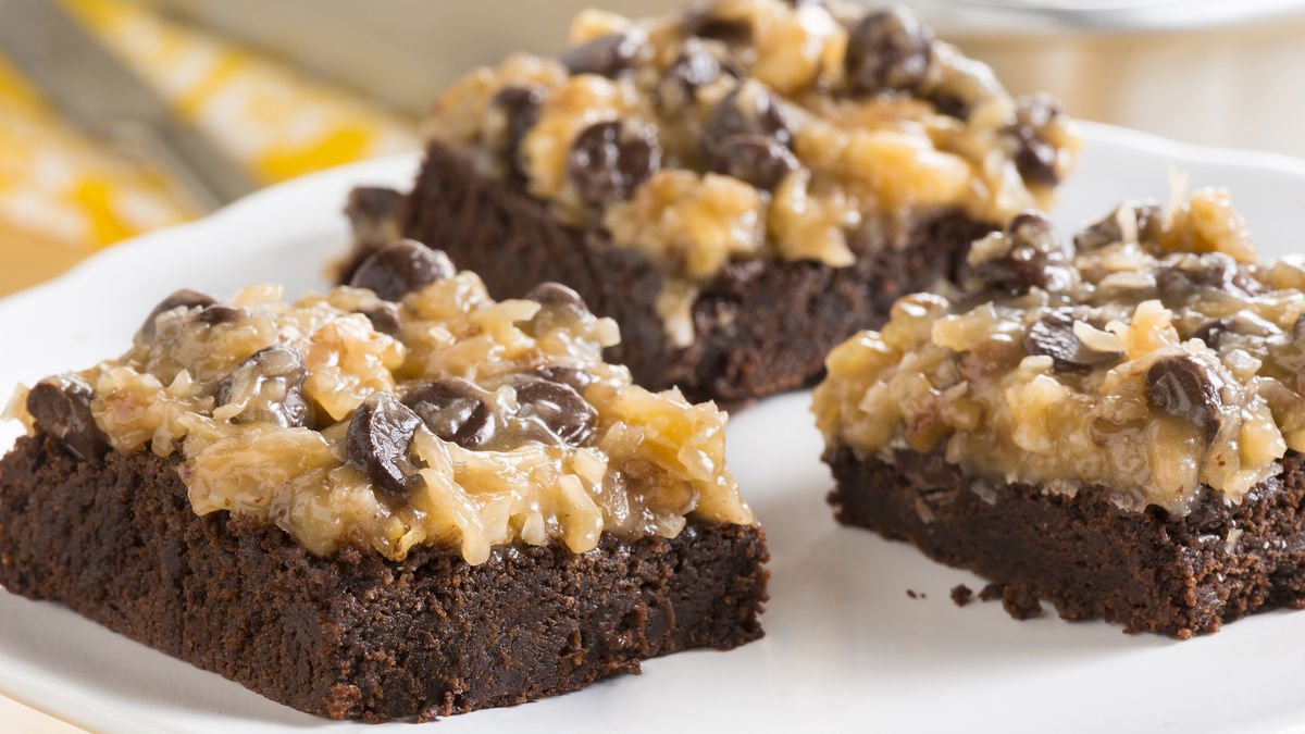 Betty Crocker™ Super Moist™ Delights German Chocolate Cake Mix ...