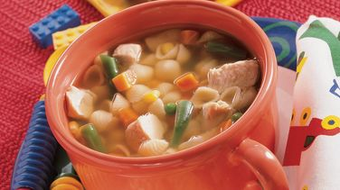 Vegetable-Chicken Soup