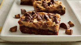 Reese's™ Peanut Butter Layer Bars