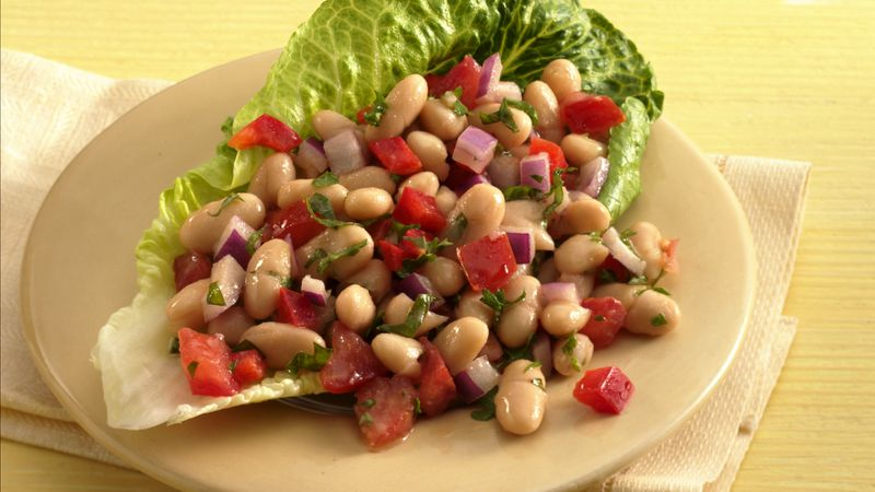 Northern Italian White Bean Salad