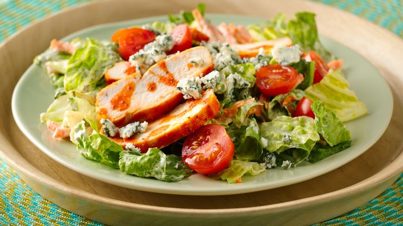 Gluten-Free Buffalo Chicken Salad