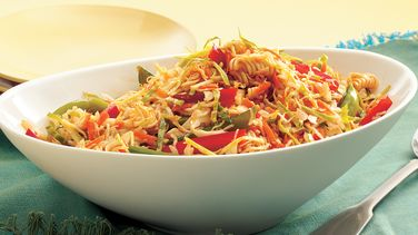 Asian Coleslaw Salad