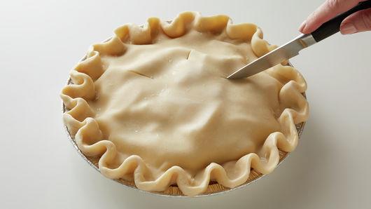 How To Freeze And Bake An Apple Pie Recipe Pillsbury Com