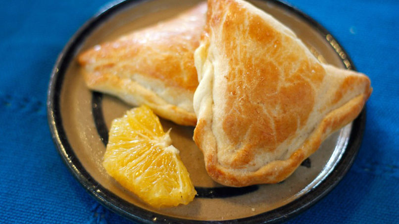 Orange Empanadas