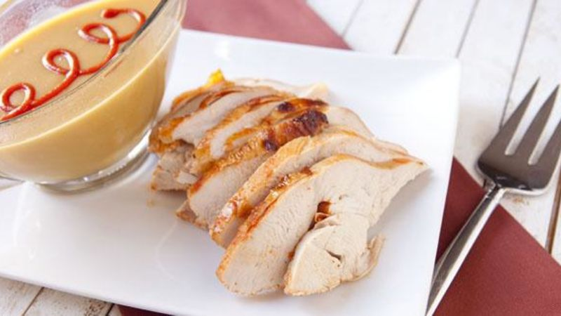 Sriracha Turkey Breast