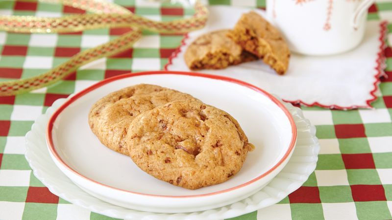 Java Toffee Cookies