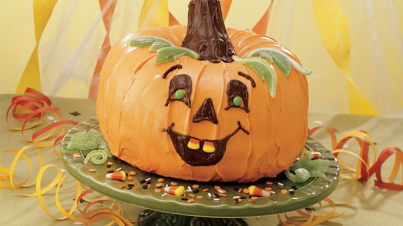 pumpkin shaped wedding cake the great pumpkin cake recipe pillsbury 18839