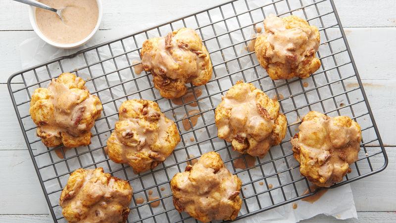 Baked Pumpkin Fritters