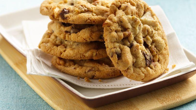 Black and White Chunk Cookies