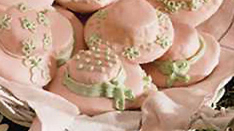 recipe diy for cute hat cookies