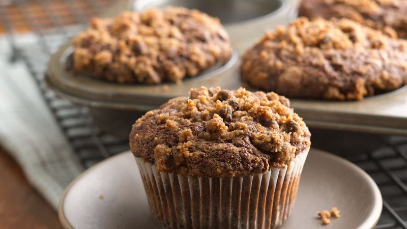 Chocolate Toast Crunch® Streusel Muffins