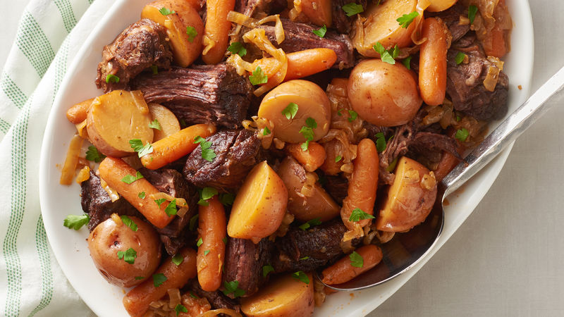 Instant Pot™ Easy Pot Roast