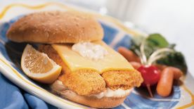 Fish Fillet Sandwiches