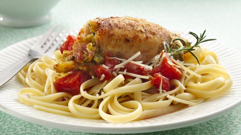 Italian Chicken Bracciole