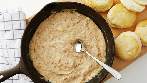 Country Gravy Recipe Bettycrocker Com