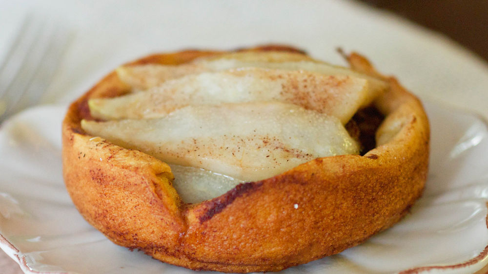 Grands!® Caramel Pear Bacon Tart