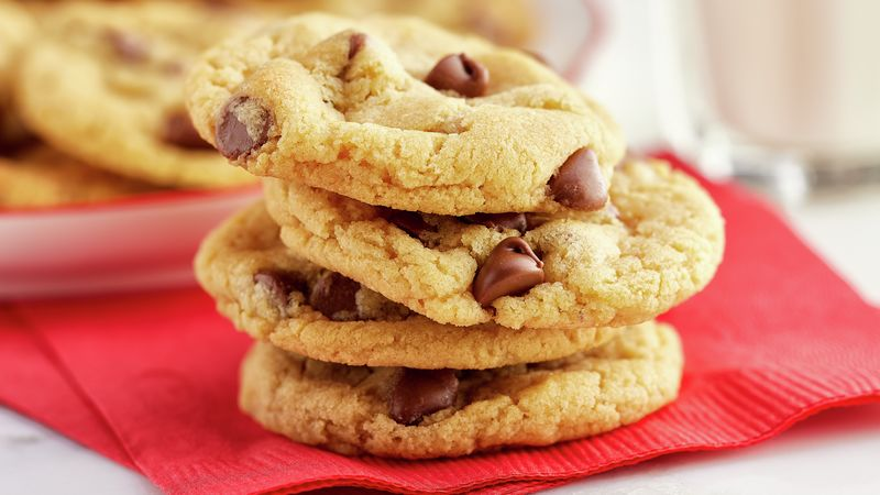 Small-Batch Malted Milk-Chocolate Chip Cookies