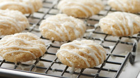 Almond Sparkle Cookies