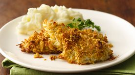Sweet and Salty Coconut Chicken